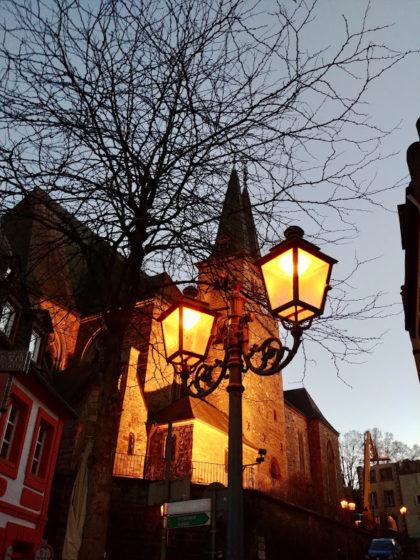 Kirche Saarburg