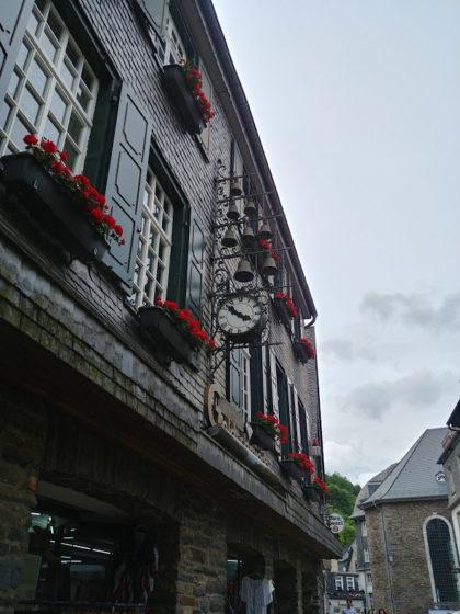 Fassade Monschau