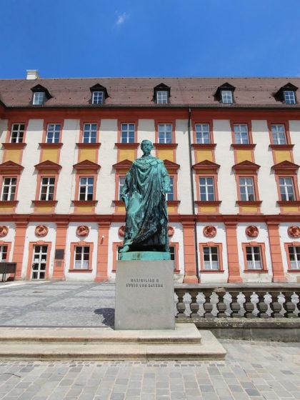 Maximilianstatue Bayreuth