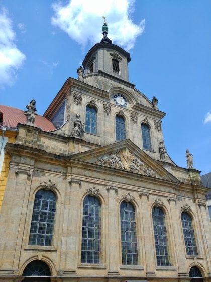 Spitalkirche Bayreuth