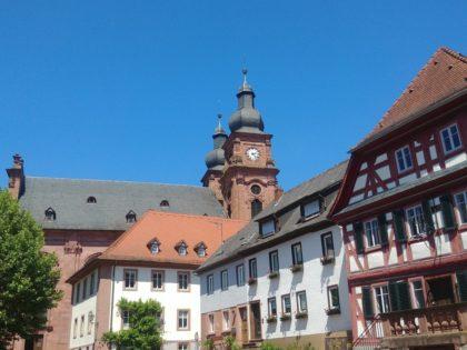 St. Gangolf Amorbach