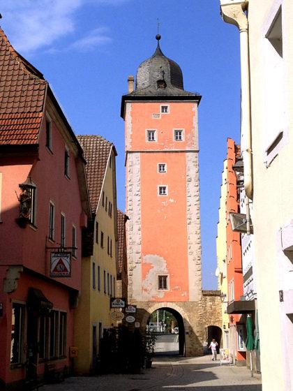 Klingentor Ochsenfurt