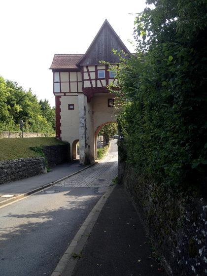 Unteres Tor Ochsenfurt