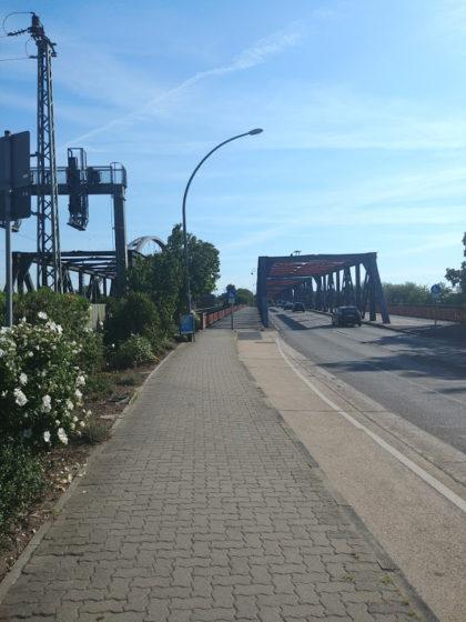 Start in Hanau-Steinheim