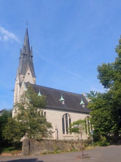 Friedenskirche Kesselstadt