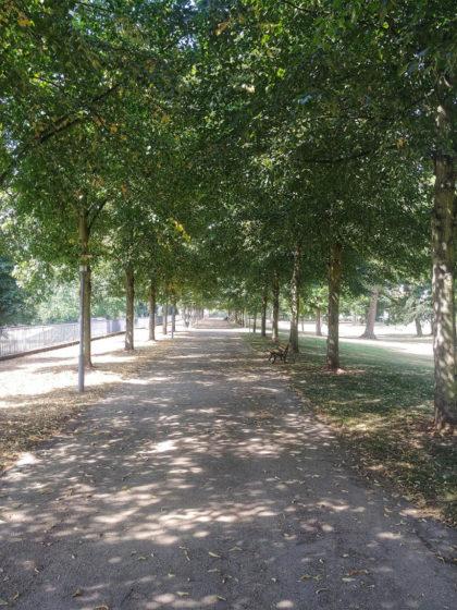 Im Schlosspark