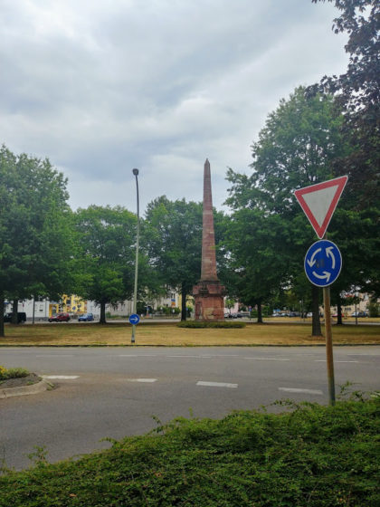 Ehrensäule Hanau