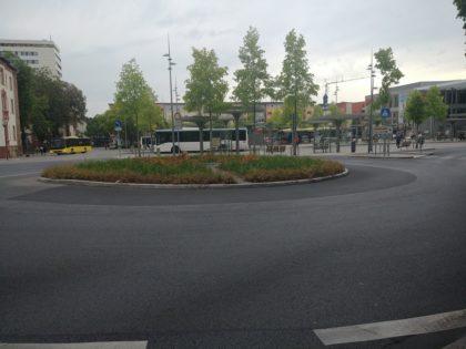 Freiheitsplatz Hanau