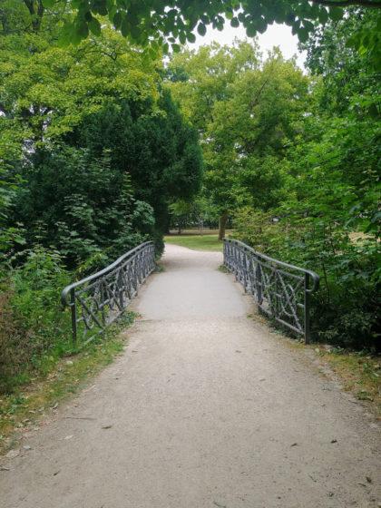 Schlossgarten Hanau