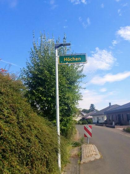 Höchen gehört nicht mehr zu Neunkirchen, sondern zu Bexbach