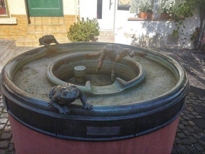 Der Krötenbrunnen