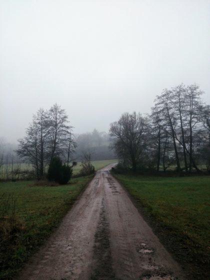 Kurz vor Sotzweiler