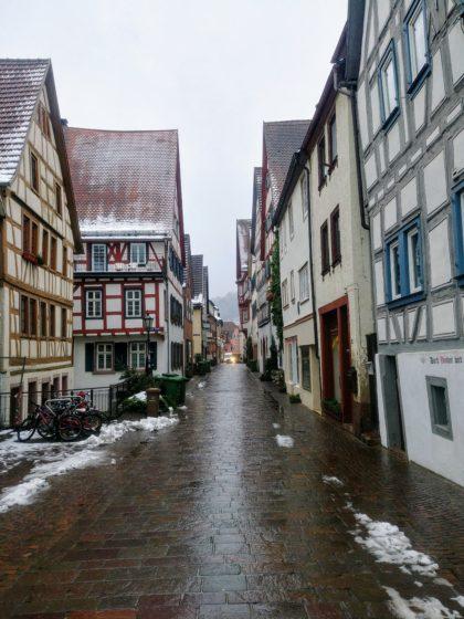 In der Altstadt von Hirschhorn