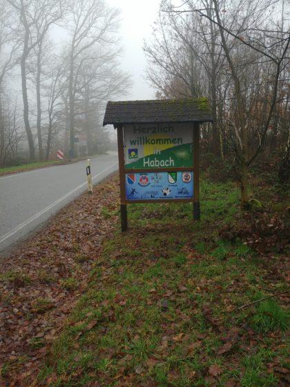 Habach, ein Ortsteil von Eppelborn