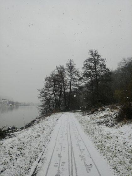 Der Winter ist noch längst nicht vergangen
