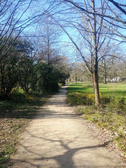 Im Stadtpark Oggersheim