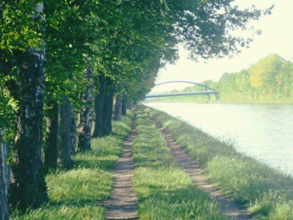 Dortmund-Ems-Kanal Münster/Henrike Juetting