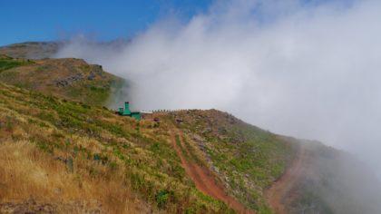 Pico do Arieiro auf Madeira (2013)/Xanija Nantego