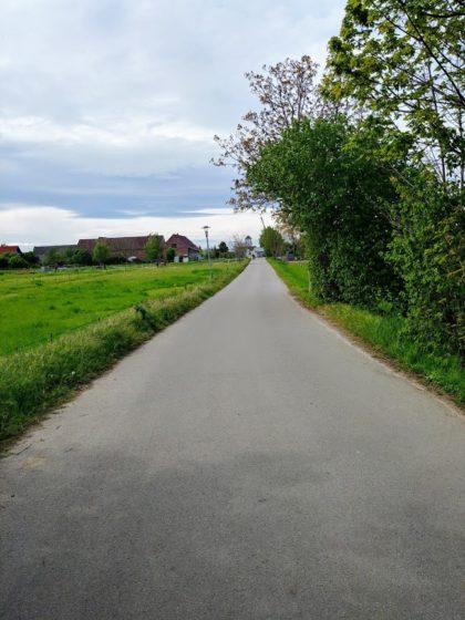 Umleitung über Schwabenheim