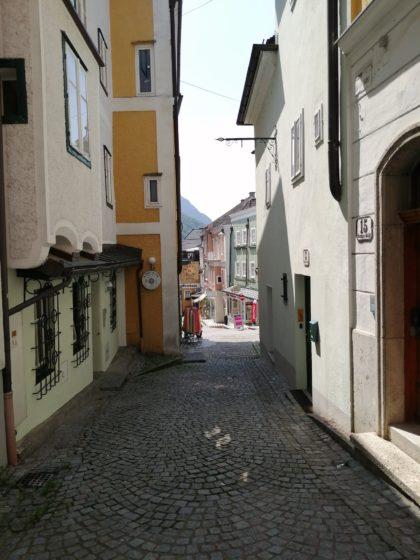 Gasse in Gmunden, Oberösterreich/Mara F