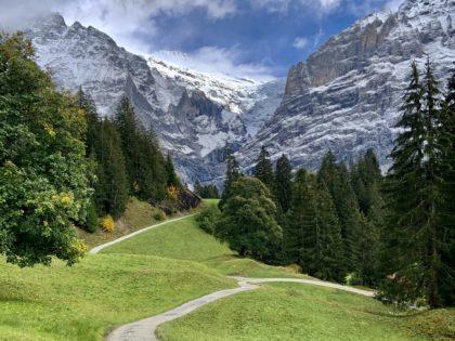 Grindelwald-First im Berner Oberland/Ingrid Zenger