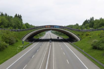 Autobahn & Brücke/Elke Glatzer