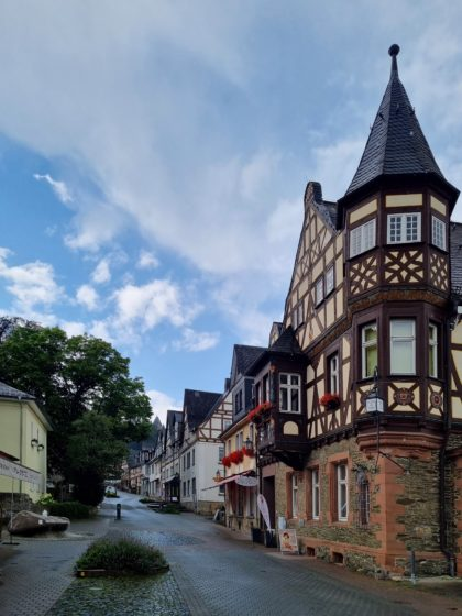 Ankunft in Braunfels