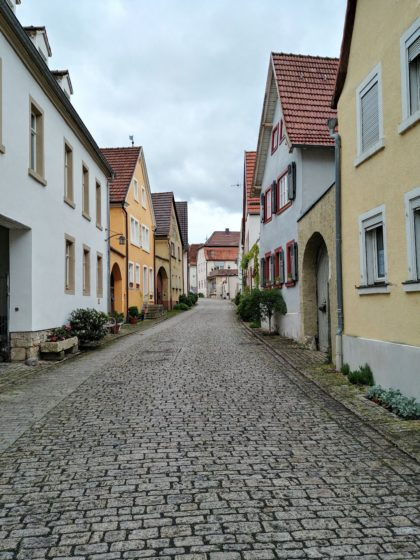 Margetshöchheim, Unterfranken/Foto von Kantur