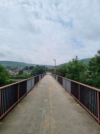 Brücke nach Fremersdorf