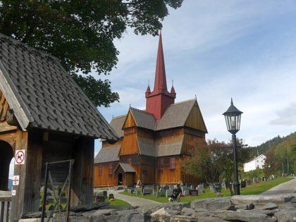 Stabkirche in Ringebu, Norwegen/Foto von Markus Walter