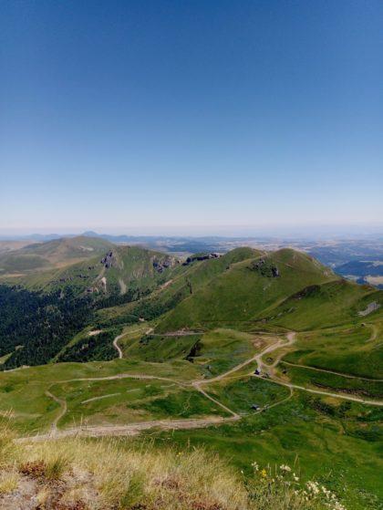 Monnts-Dore, Auvergne/Foto von Henrike Juetting