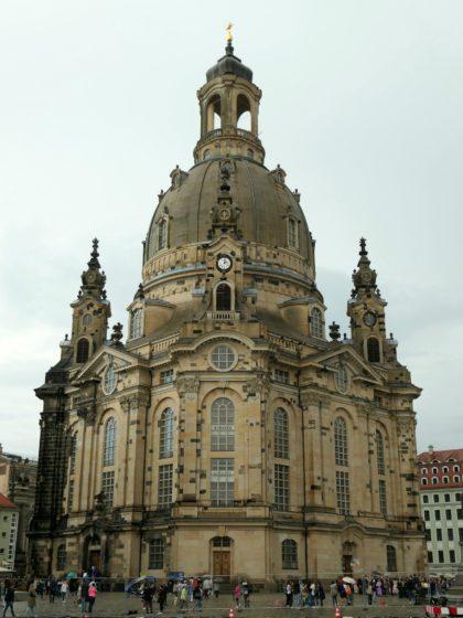 Frauenkirche Dresden/Foto von Tanja M