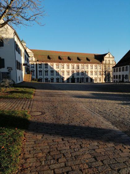 Kloster Kirchberg/Foto von Sabine Hammerbacher