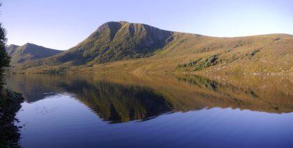 der See Dalsbovatnet in Norwegen/Foto von Markus Walter