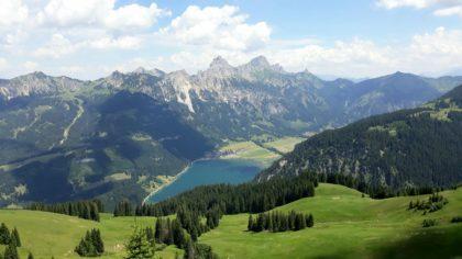 Haldensee, Allgäuer Alpen/Foto von T@njaM